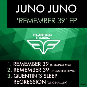 Flemcy Music Juno Juno EP template green