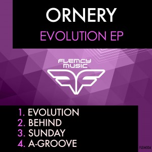 Flemcy Music Ornery - Evolution EP