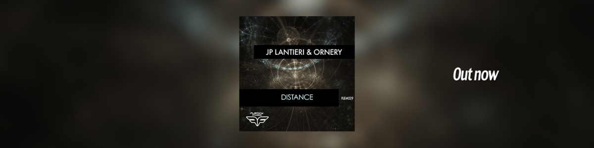 Flemcy Mixcloud banner Distance OUT NOW