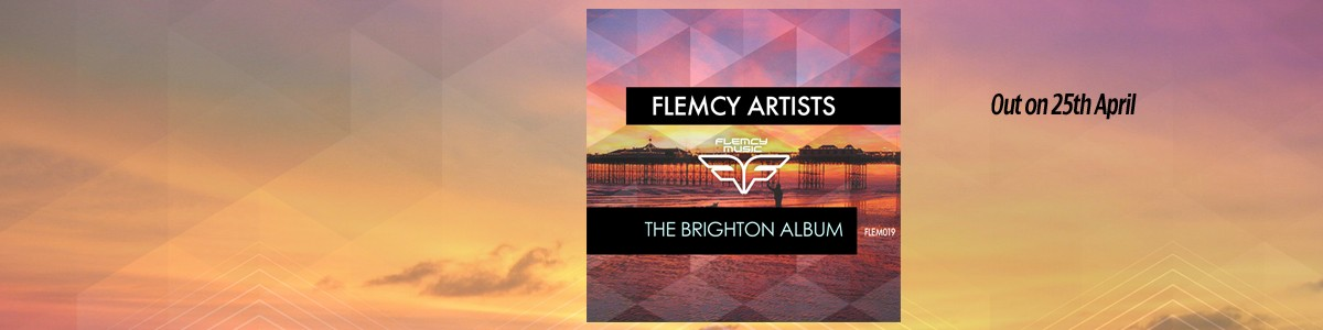 Flemcy slider Brighton – out on 25 Apr