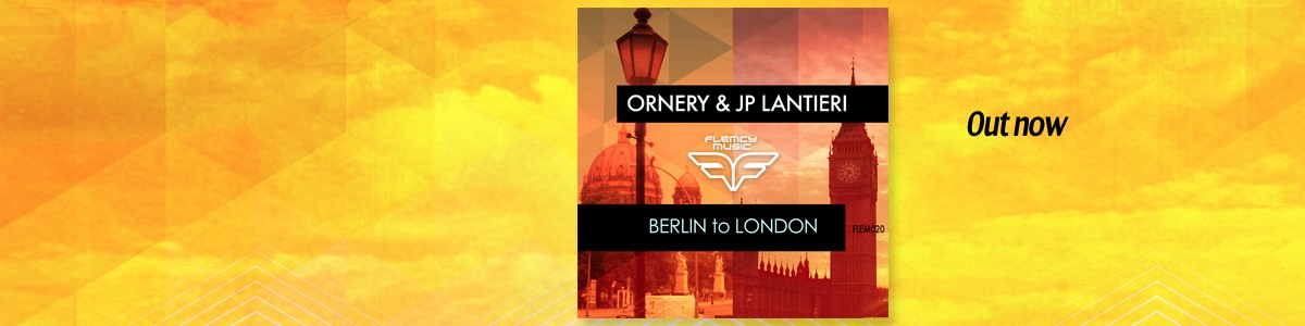 Flemcy slider banner Berlin To London out now