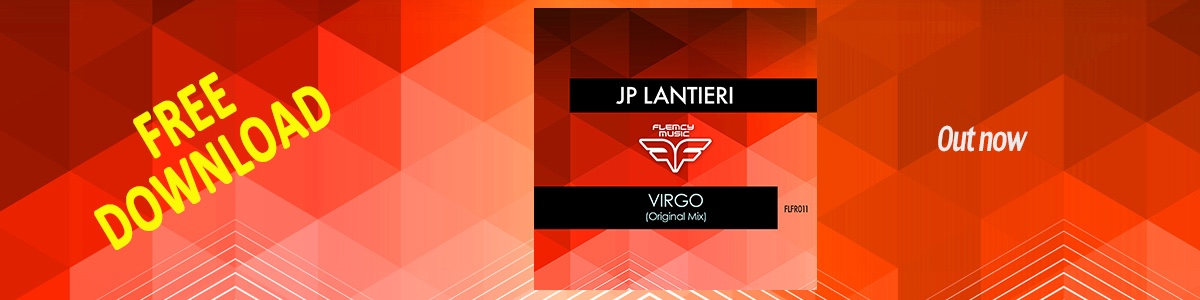 Flemcy slider banner JP Lantieri Virgo OUT NOW