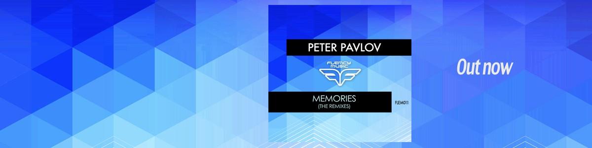 Flemcy slider banner Peter Pavlov Memories REMIXES