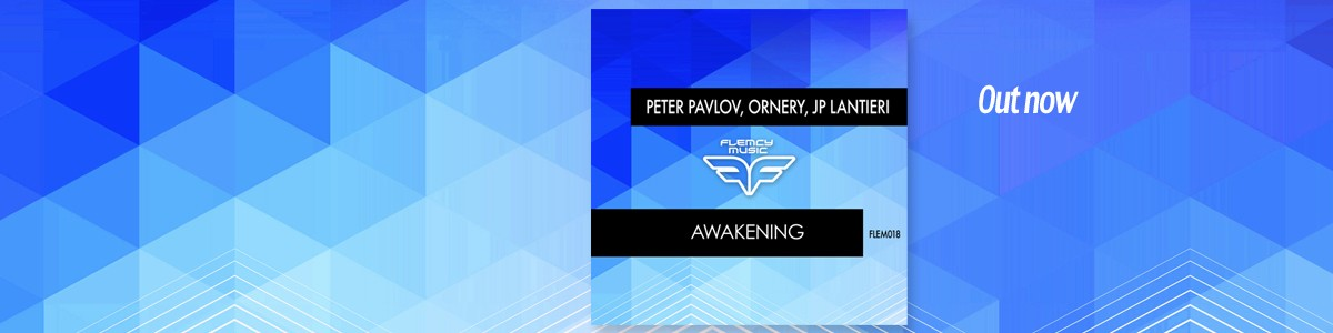 Flemcy slider banner awakening out now